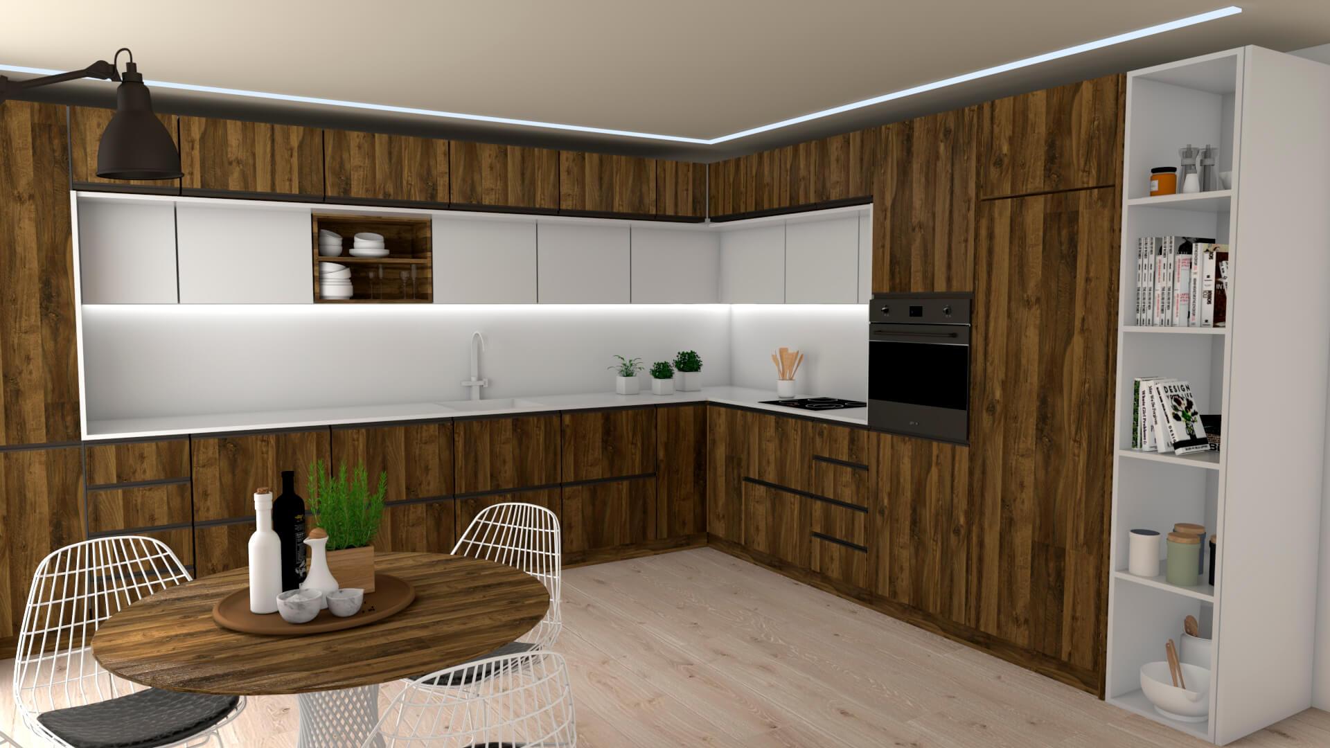 colección t1 invite cocinas opción 3